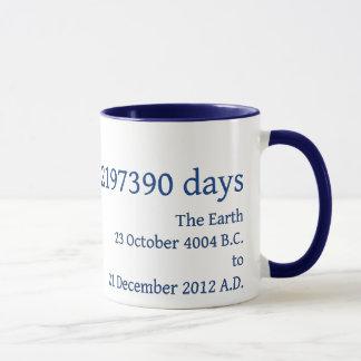 Die Apokalypse-Tasse Tasse