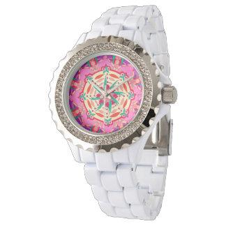 Die Armbanduhr der kundenspezifischen Frauen