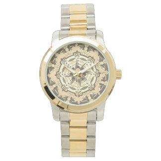 Die Armbanduhr der kundenspezifischen Männer