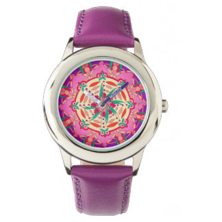 Die Armbanduhr des kundenspezifisches Kindes