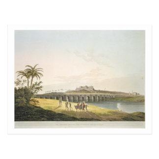 Die armenische Brücke, nahe St Thomas Berg, Madr Postkarte