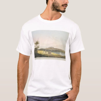 Die armenische Brücke, nahe St Thomas Berg, Madr T-Shirt