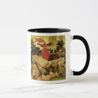 Die Auferstehung, Platte von St- Thomasaltar Tasse
