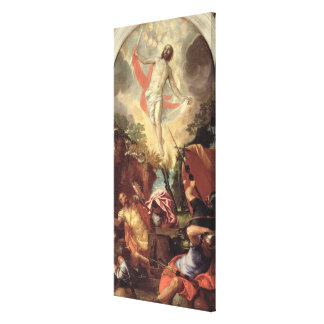 Die Auferstehung von Christus (Öl auf Leinwand) Gespannter Galerie Druck