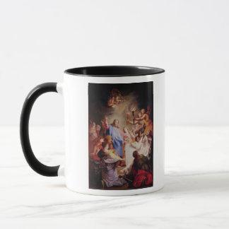 Die Auferstehung von Lazarus Tasse