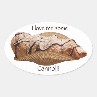 Die Aufkleber Italiener Cannoli Liebhabers