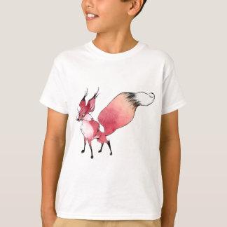 Die Aufmerksamkeit eines Fuchses T-Shirt