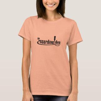 Die Aufnahme-Höhle - der angepasste T - Shirt der