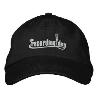 Die Aufnahme-Höhle - justierbarer Hut (Schwarzes)