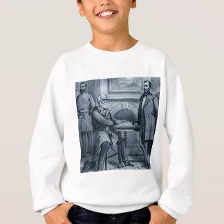 Die Auslieferung des Lees bei Appomattox 1865 Sweatshirt