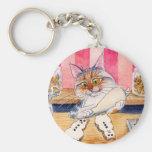 Die Bäckerei des Kittys und Süßigkeiten keychain Schlüsselanhänger