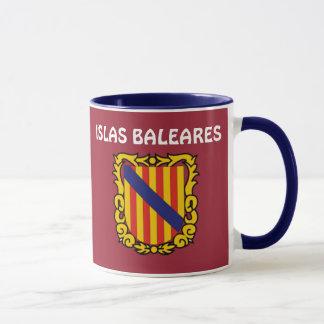 Die Balearischen Inseln * Islas Balearen Tasse