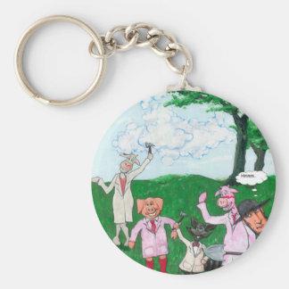 Die Bauers-Verdächtigen Schlüsselanhänger