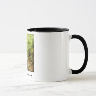 Die Bäume sprechen mit denen, die hören - Tasse