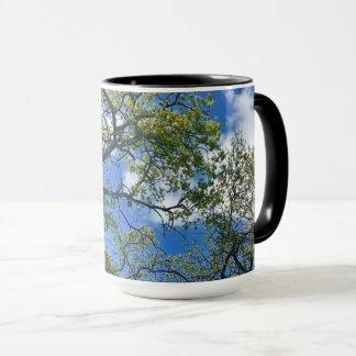 Die Bäume Tasse