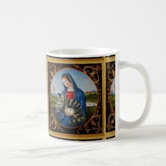 Die Belinda Madonna Kaffeetasse