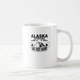 Die Berge nennen und ich muss gehen Kaffeetasse