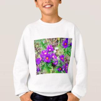 Die Beschaffenheit der Blumen Sweatshirt