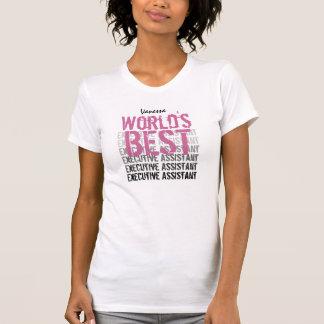 Die beste Führungskraft-behilflicher individueller T-Shirt