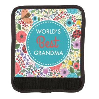 Die beste Großmutter der Welt Gepräckgriffwickel