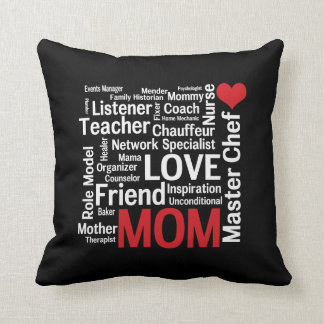 Die beste Mamma der Welt - der Tag oder der Kissen
