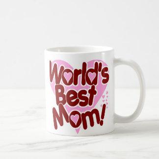 Die beste Mamma der Welt Kaffeetasse