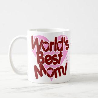Die BESTE Mamma der Welt! Kaffeetasse