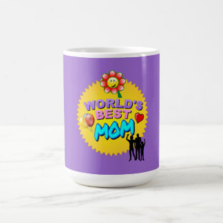 Die beste Mamma der Welt Kaffee Tasse