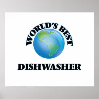 Die beste Spülmaschine der Welt Plakat