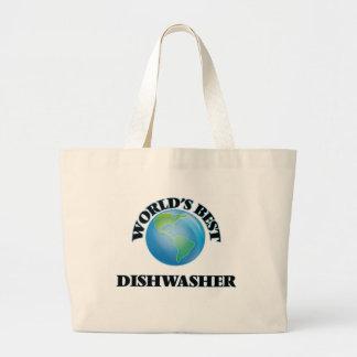 Die beste Spülmaschine der Welt Leinentaschen