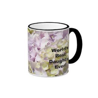 Die beste Tochter der Welt überhaupt! Kaffee-Tasse