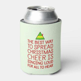 Die beste Weise, Weihnachtsbeifall zu verbreiten Dosenkühler