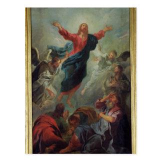 Die Besteigung, 1721 Postkarte