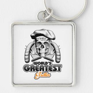 Die bestste Grillvorrichtung v5 der Welt Schlüsselanhänger