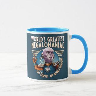 Die bestste größenwahnsinnige Tasse der Welt