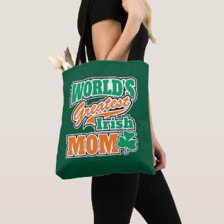 Die bestste irische Mamma der Welt Tasche