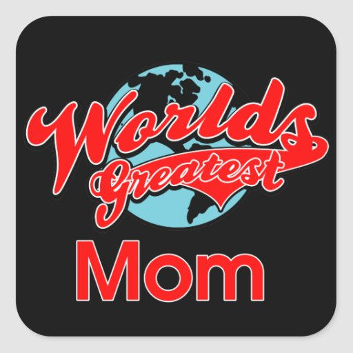 Die bestste Mamma der Welt Sticker