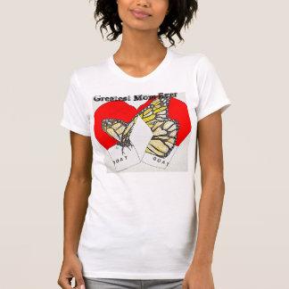 Die bestste Mamma überhaupt mit T-Shirt