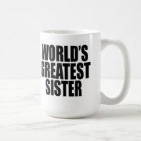Die bestste Schwester der Welt