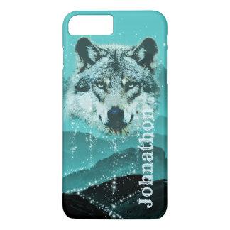 Die bezaubernden Wolf-Berge iPhone 8 Plus/7 Plus Hülle