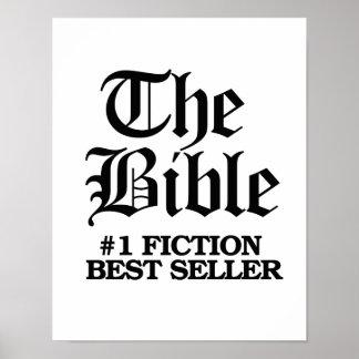 Die Bibel - Fiktions-Verkaufsschlager der Nr.-eine Poster