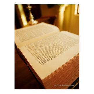 Die Bibel Postkarte