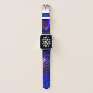 Die Biegung des Raumes Apple Watch Armband