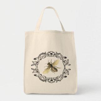Die Bienen-Tasche Einkaufstasche