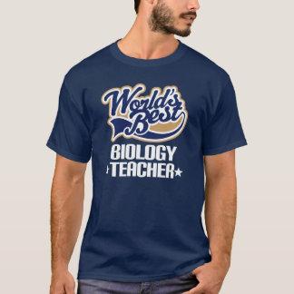 Die Biologie-Lehrer-T - Shirt der Welt bester