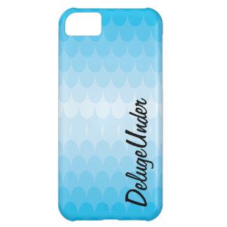 Die Blau-Stöße iPhone 5C Hüllen