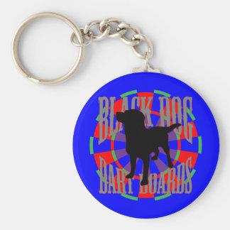 Die Blaubeere Schlüsselanhänger