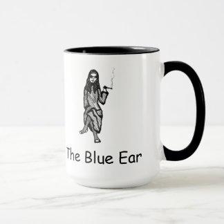 Die blaue Ohr-Tasse Tasse