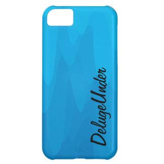 Die blaue Unschärfe iPhone 5C Cover
