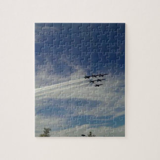 Die blauen Engel Puzzle